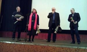Дом Кино, Натали, Олег Табаков,Владимир Конкин, Галина Яцкина