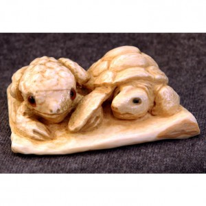 Скульптура из бивня мамонта
